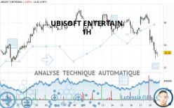 UBISOFT ENTERTAIN - 1H