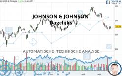 JOHNSON & JOHNSON - Giornaliero