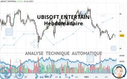 UBISOFT ENTERTAIN - Hebdomadaire
