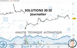 SOLUTIONS 30 SE - Journalier