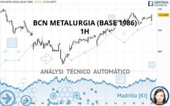 BCN METALURGIA (BASE 1986) - 1H