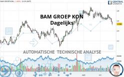 BAM GROEP KON - Daily