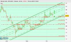 BITCOIN GOLD - BTG/USD - 8H