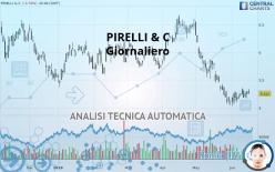 PIRELLI & C - Giornaliero