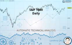 S&P 1000 - Daily
