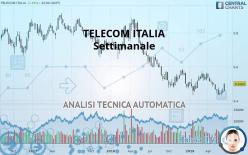 TELECOM ITALIA - Settimanale
