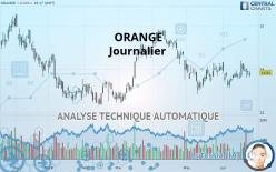 ORANGE - Journalier