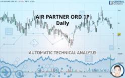 AIR PARTNER ORD 1P - Daily