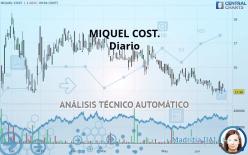 MIQUEL COST. - Giornaliero