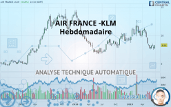 AIR FRANCE -KLM - Hebdomadaire