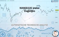 NIKKEI225 INDEX - 每日