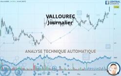 VALLOUREC - Journalier