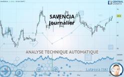 SAVENCIA - Journalier