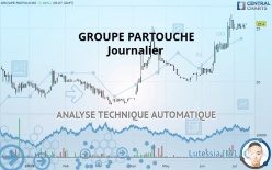 GROUPE PARTOUCHE - Journalier