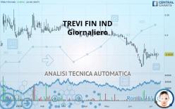 TREVI FIN IND - Giornaliero