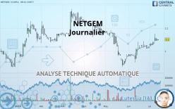 NETGEM - Journalier