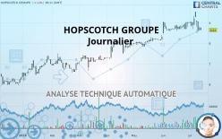 HOPSCOTCH GROUPE - Journalier