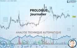 PROLOGUE - Journalier