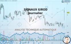 SIGNAUX GIROD - Journalier
