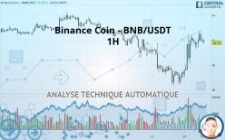 Binance Coin - BNB/USDT - 1 tim