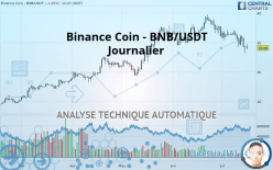 Binance Coin - BNB/USDT - Daily