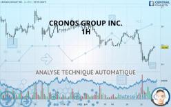 CRONOS GROUP INC. - 1H