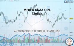 MERCK KGAA O.N. - Daily