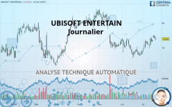 UBISOFT ENTERTAIN - Journalier