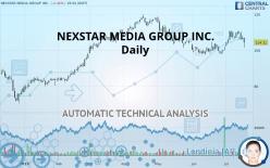 NEXSTAR MEDIA GROUP INC. - Journalier