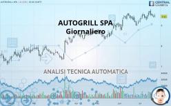 AUTOGRILL SPA - Diário