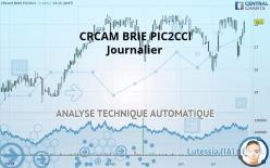 CRCAM BRIE PIC2CCI - Journalier