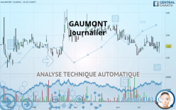 GAUMONT - Journalier