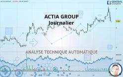 ACTIA GROUP - Journalier