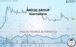 GIGLIO GROUP - Giornaliero