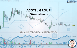 ACOTEL GROUP - Giornaliero