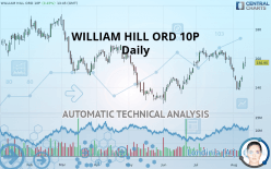 WILLIAM HILL ORD 10P - 每日