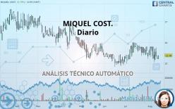 MIQUEL COST. - Diario