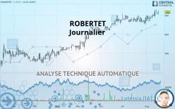 ROBERTET - Journalier