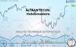 ALTRAN TECHN. - Hebdomadaire
