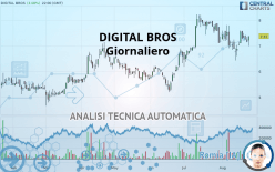 DIGITAL BROS - Giornaliero