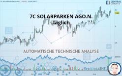 7C SOLARPARKEN AGO.N. - Täglich