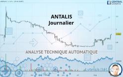 ANTALIS - Journalier