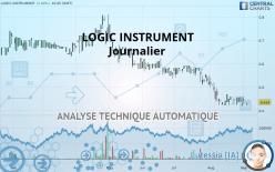 LOGIC INSTRUMENT - Journalier