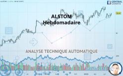 ALSTOM - Hebdomadaire