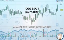 CGG BSA 1 - Journalier