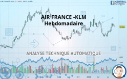 AIR FRANCE -KLM - Hebdomadaire