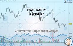 FNAC DARTY - Journalier
