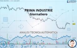 PRIMA INDUSTRIE - Giornaliero