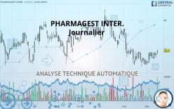 PHARMAGEST INTER. - Journalier