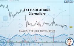 TXT E-SOLUTIONS - Journalier